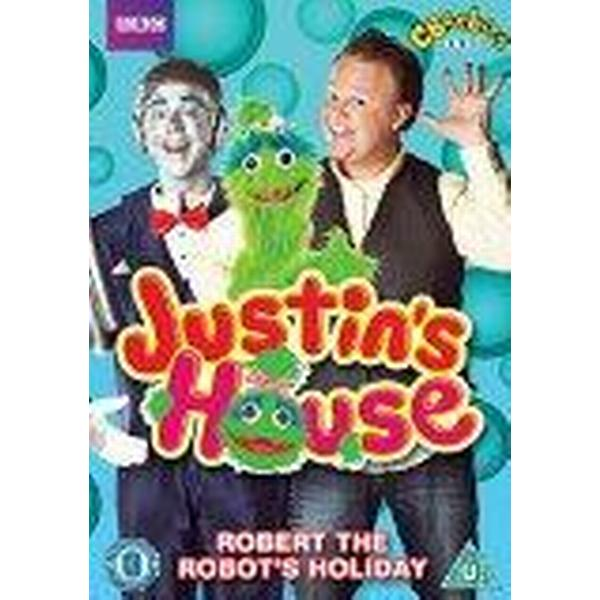 Justin's House: Robert The Robot's Holiday [DVD]